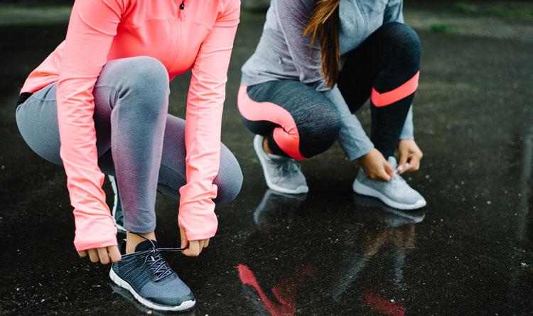 ejercicio ropa deportiva