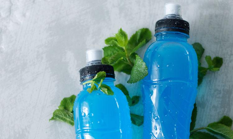 bebidas isotónicas recuperación muscular