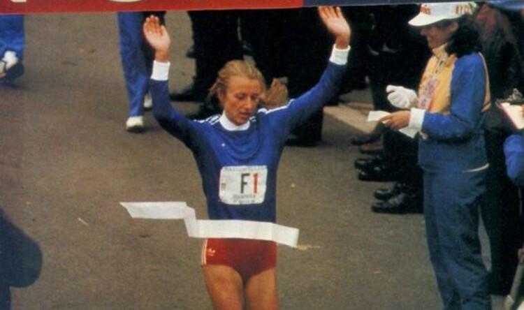 Grete Waitz maratón