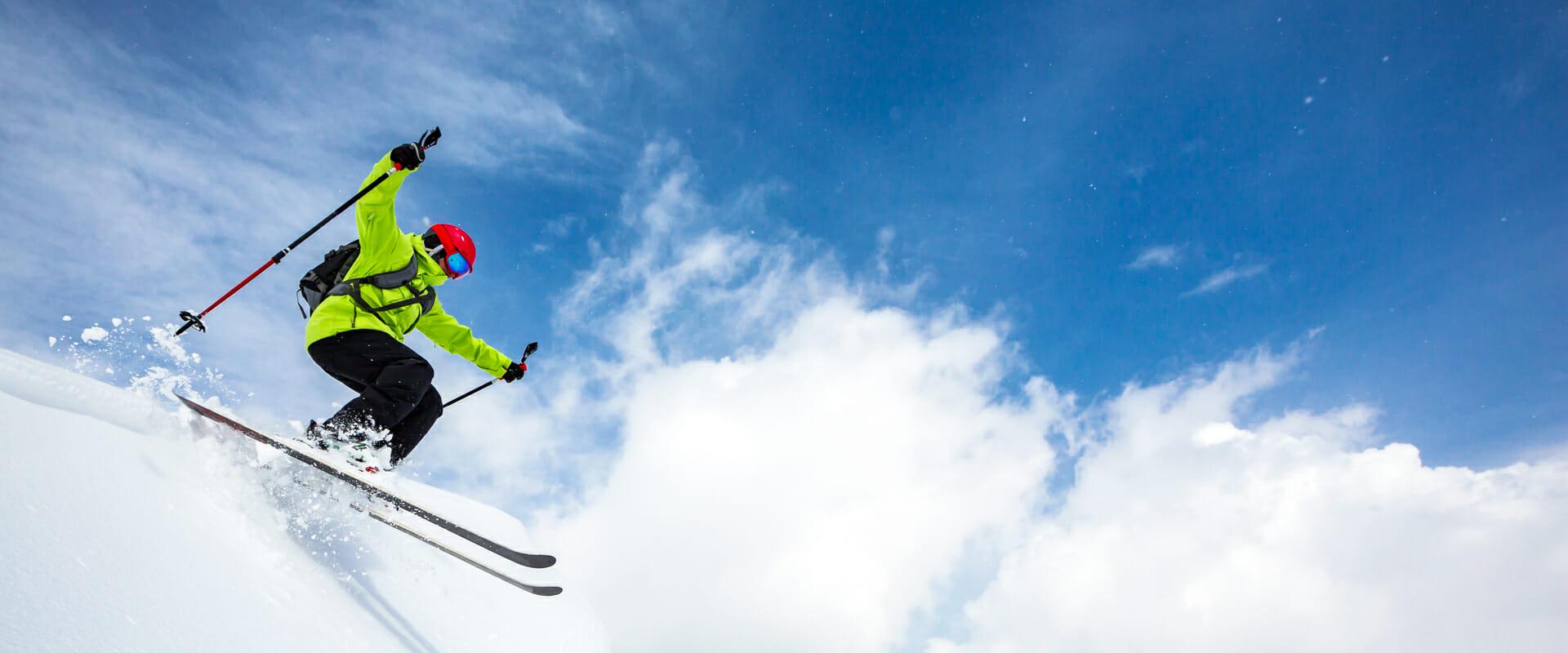 Esquí alpino de descenso