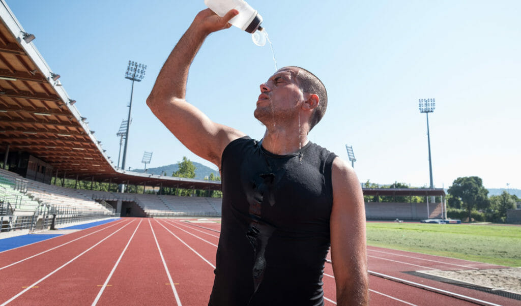 quemar más calorías entrenando en altas temperaturas