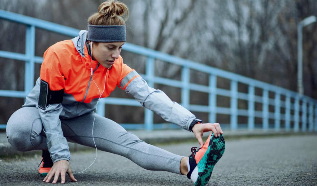quemar más calorías entrenando en ambientes fríos