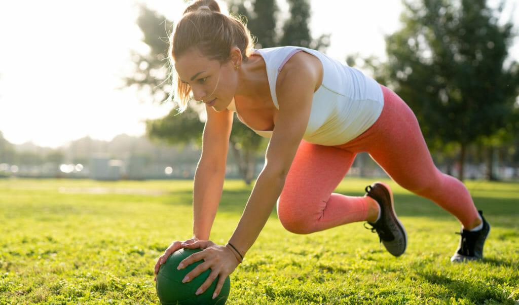 hacer ejercicio por la mañana