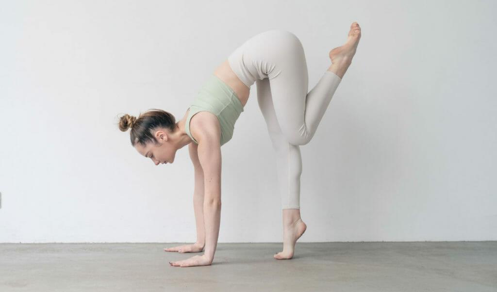 posturas en el animal flow entrenamiento