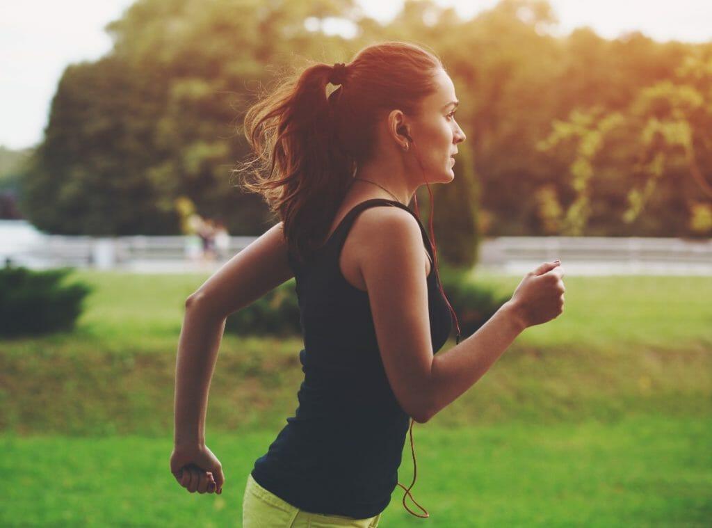 running o correr entrenamiento cardiovascular