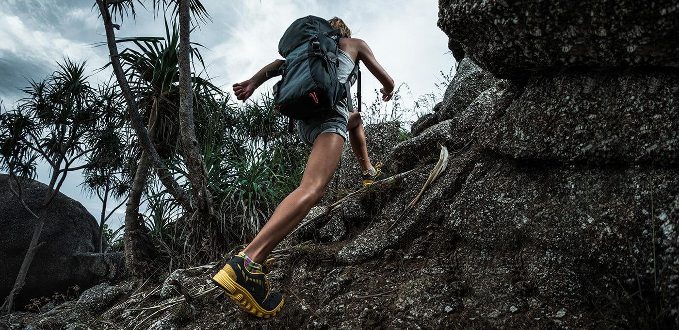 cómo entrenar para hacer montañismo