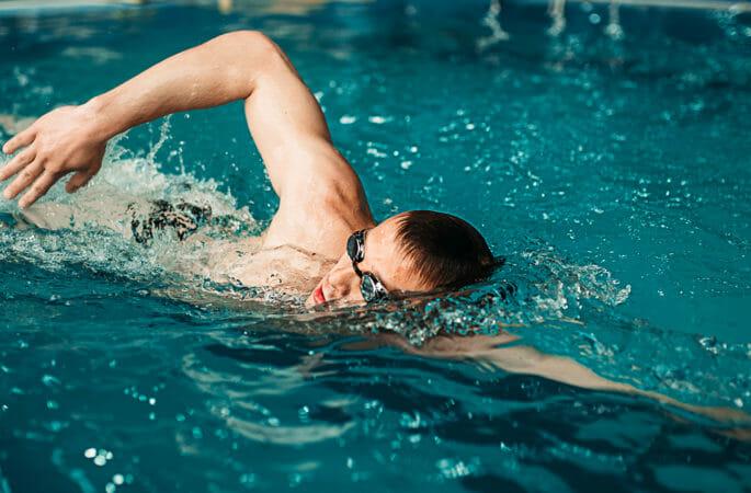 la natación es uno de los mejores ejercicios