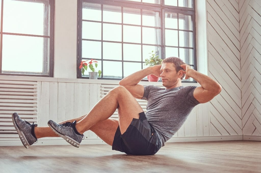 hombres tienen más masa muscular