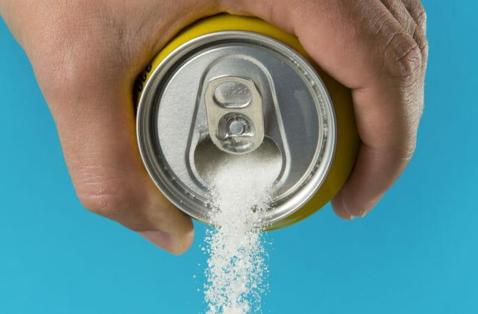 Bebidas poco saludables