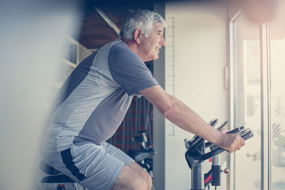 LISS ejercicio cardiovascular