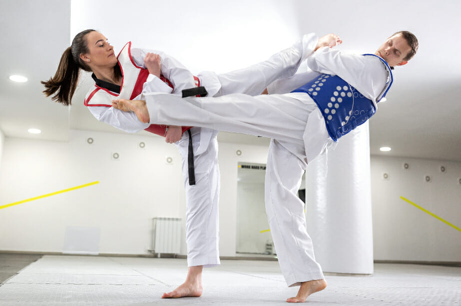 taekwondo disciplina